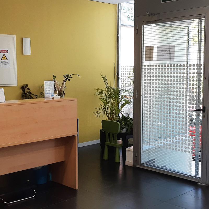 Bienvenido a clínica podológica Ginestal en Hortaleza Madrid